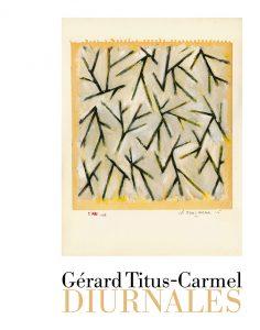 Couverture de l'ouvrage Diurnales