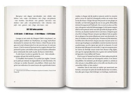 Pages de l'ouvrage Swoosh