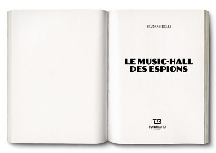 Pages de l'ouvrage le Music-Hall des espions