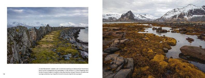 Pages de l'ouvrage Terres Authentiques