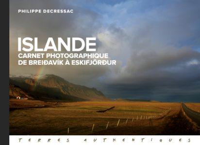 Couverture de l'ouvrage Islande