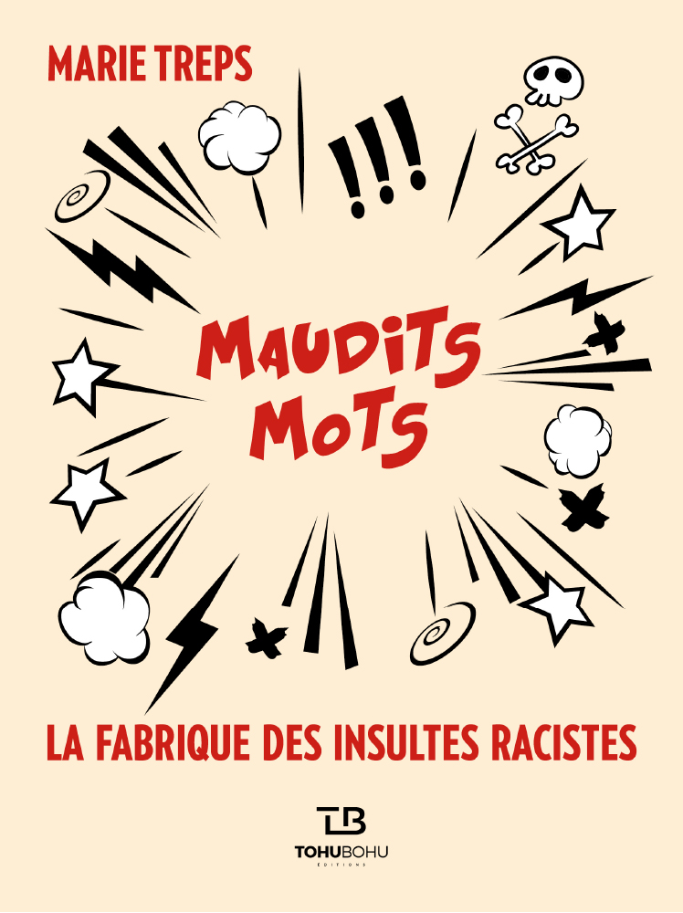 Couverture de l'ouvrage Maudits Mots