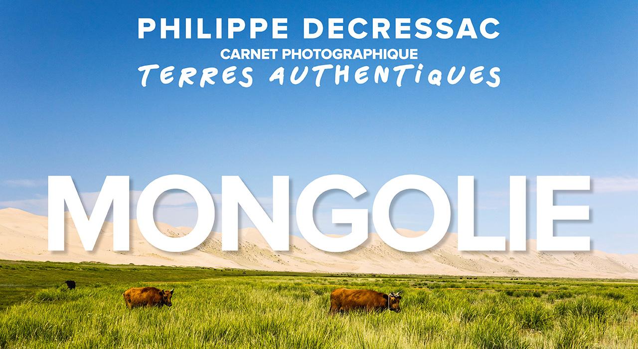 Visuel de l'ouvrage Mongolie