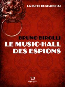 Couverture de l'ouvrage le Music-Hall des espions