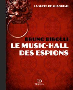 Couverture de l'ouvrage Le Music Hall des espions