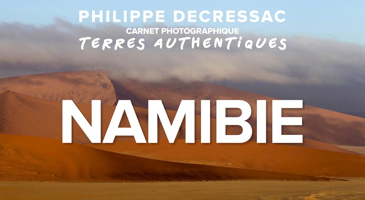 Visuel de l'ouvrage Namibie