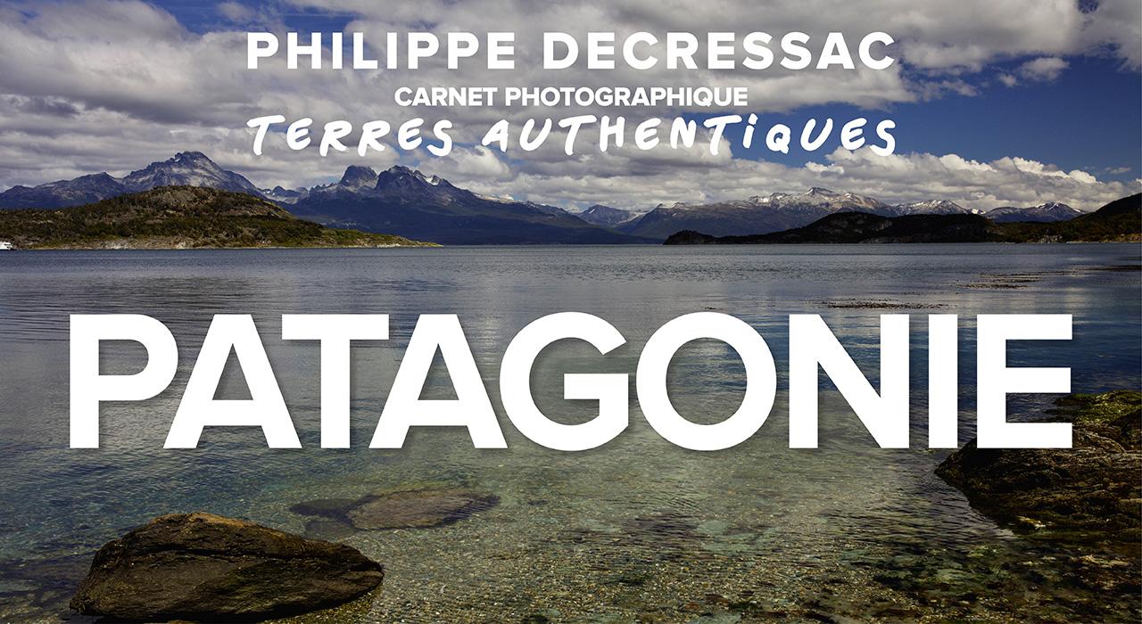 Visuel de l'ouvrage Patagonie