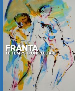 Couverture de l'ouvrage Franta, le temps d'une oeuvre