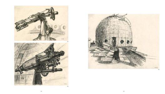 Pages intérieures de l'ouvrage Dessins contre nature