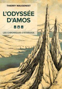 Couverture l'ouvrage l'Odyssée d'Amos
