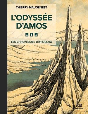 Couverture de l'ouvrage l'Odyssée d'Amos