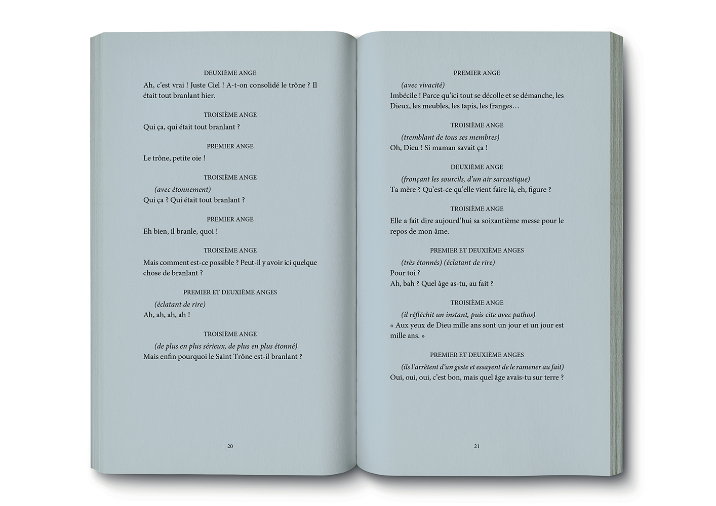 Tohubohu Editions Le Concile D Amour