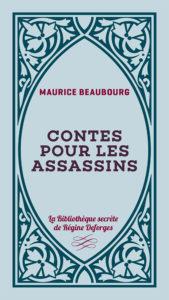 Couverture de l'ouvrage Contes pour les assassins