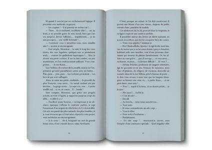 Pages intérieures de l'ouvrage Contes pour les Assassins