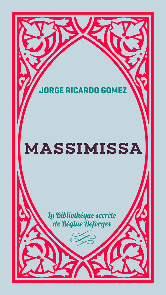 Couverture de l'ouvrage Massimissa