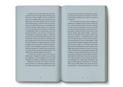 Pages intérieures de l'ouvrage Massimissa