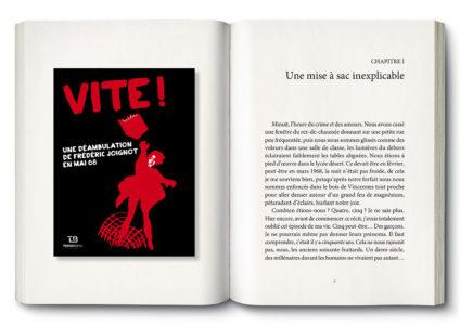 Pages intérieures de l'ouvrage Vite !