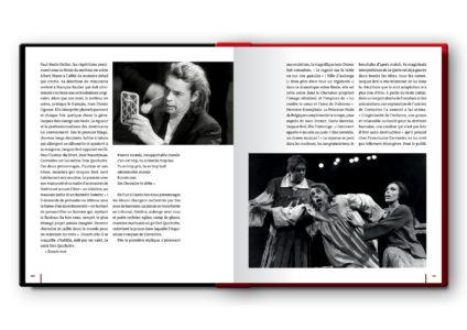 Pages intérieures de l'ouvrage Jacques Brel, plus loin que le rêve