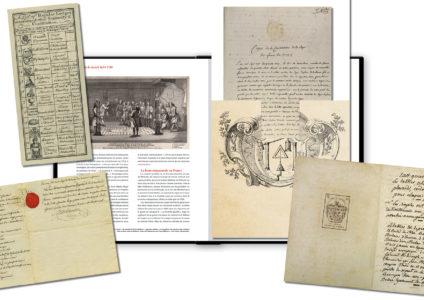 Pages intérieures de l'ouvrage Franc-Maçonnerie - Archives de la Grande loge de France