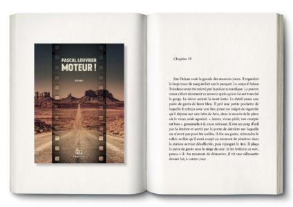 Pages intérieures de l'ouvrage Moteur !