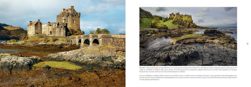 Pages intérieures de l'ouvrage Terres celtes