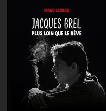Couverture de l'ouvrage Jacques Brel