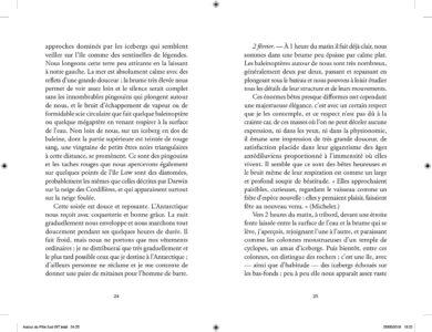 Pages intérieures de l'ouvrage Autour du Pôle Sud