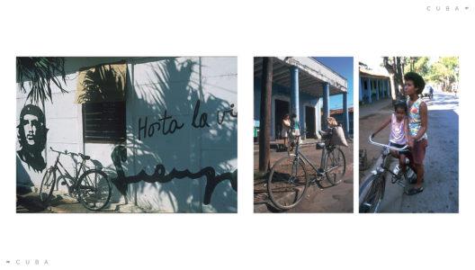 Pages intérieures de l'ouvrage Les Vélos du Monde