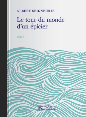 Couverture de l'ouvrage la Tour du Monde d'un épicier