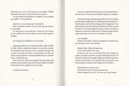 Pages intérieures de l'ouvrage Drôle d'Hiver