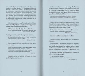 Pages intérieures de l'ouvrage Manuel d'Érotologie classique