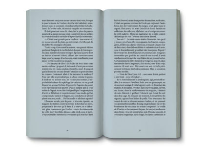 Pages intérieures de l'ouvrage Charlot s'amuse