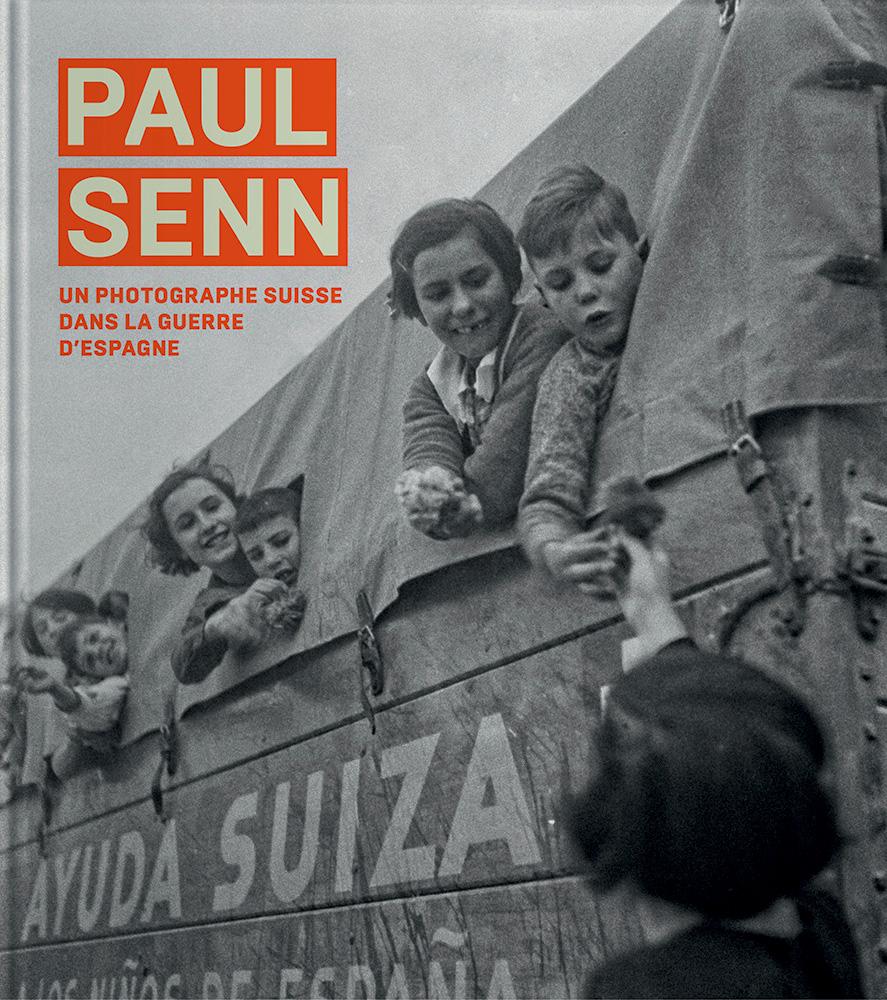 Couverture de l'ouvrage Paul Senn