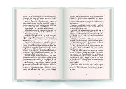 Pages intérieures de l'ouvrage le Bateau des sorcières