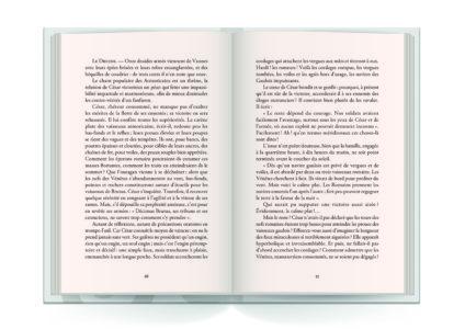 Pages intérieures de l'ouvrage Mor Bihan