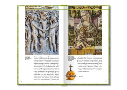 Pages intérieures de l'ouvrage La pomme