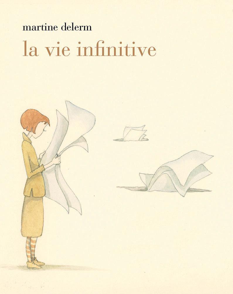 Couverture de l'ouvrage La vie infinitive