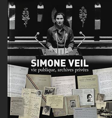Couverture de l'ouvrage Simone Veil