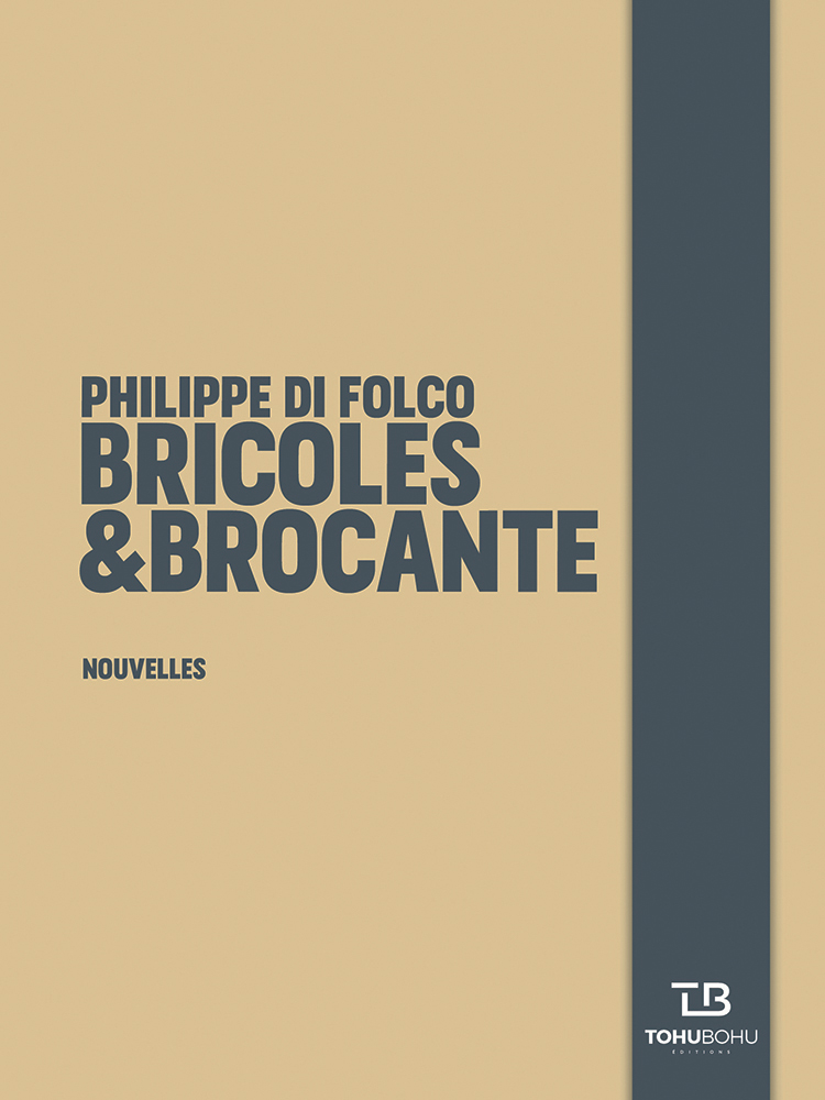 Couverture de l'ouvrage Bricoles & Brocante