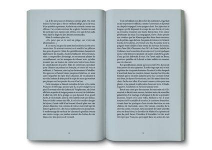Pages intérieures de l'ouvrage Le Tournoi de Vauplassans