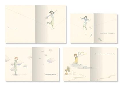 Pages intérieures de l'ouvrage La Vie Infinitive