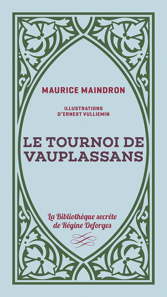 Couverture de l'ouvrage le tournoi de Vauplassans