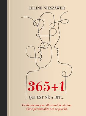 Couverture de l'ouvrage 365+1