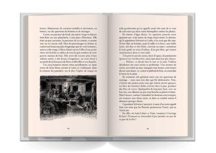 Pages intérieures de l'ouvrage Pêcheur d'Islande