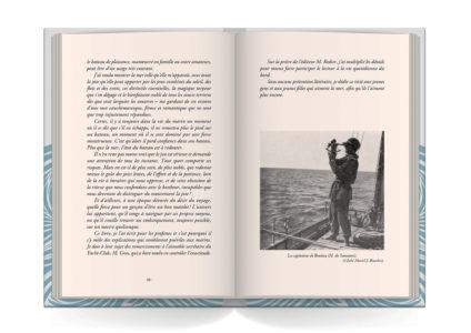 Pages intérieures de l'ouvrage Quand jétais matelot