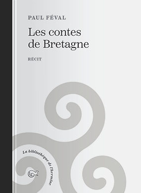 Couverture de l'ouvrage les Contes de Bretagne