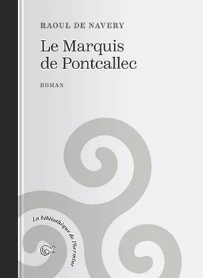 Couverture de l'ouvrage le Marquis de Pontcallec