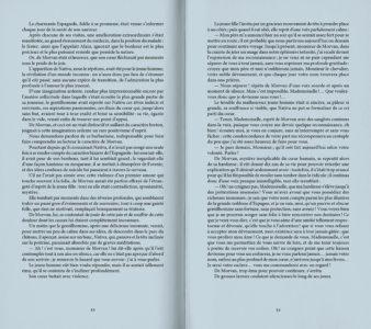 Pages intérieures de l'ouvrage Les Boucaniers