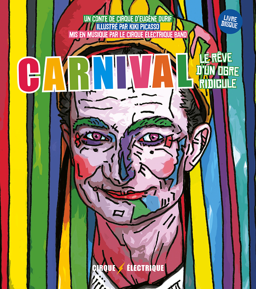 Couverture de l'ouvrage Carnival
