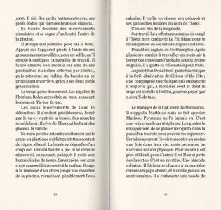 Pages intérieures de l'ouvrage Chroniques de ceux d'à côté #2 - Donald